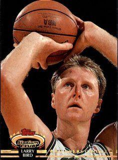 1992 Topps   Larry Bird   Boston Celtics   Card 194: Sports & Outdoors