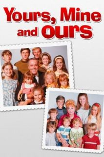 Yours, Mine & Ours (1968): Lucille Ball, Henry Fonda, Van Johnson, Louise Troy:  Instant Video