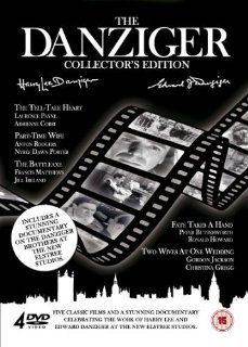The Danziger Collection   4 DVD Box Set ( The Tell Tale Heart / Part Time Wife / The Battleaxe / Fate Takes a Hand / Two Wives at One Wedding ) ( The Hidden Room of 1,000 Horrors ( [ NON USA FORMAT, PAL, Reg.0 Import   United Kingdom ]: Gordon Jackson, Lau
