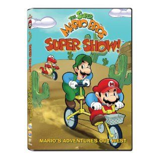 Super Mario Bros. Super Show Mario's Adventures Out West Super Mario Super Show, Super Mario Super Show Movies & TV