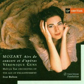V�ronique Gens   Mozart Opera and Concert Arias: Music