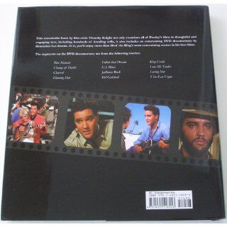 Elvis Presley in the Movies with DVD Timothy Knights 9781435118553 Books