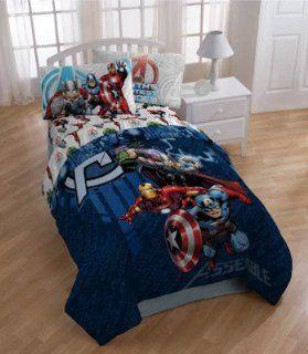 Marvel The Avengers Full Comforter   Heroes   Childrens Comforters