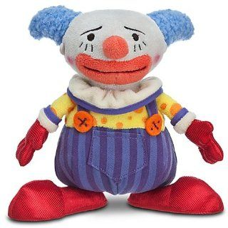 "Toy Story Chuckles the Clown Plush   7"": Toys & Games"