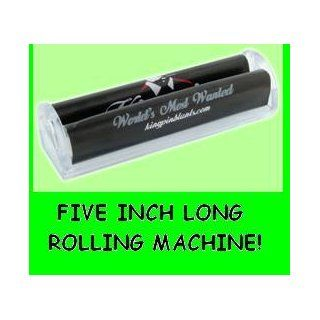 Kingpin Blunt Cigar Roller, Rolling Machine Health & Personal Care