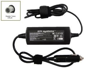 GPK Systems Car Charger for Dell Inspiron 13 14 15 1420 1520 1525 1526 1535 300m 500m 600m 630m 700m 6400 ;Dell XPS M140 M1210 M1330 M1530 M 140 1210 1330 1530 ; Dell Studio XPS 13 16 ; Dell Latitude X300 D400 D410 D500 D505 D600 D610 ; Dell Vostro 1000 12