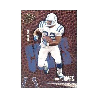 2004 Playoff Hogg Heaven #40 Edgerrin James at 's Sports Collectibles Store