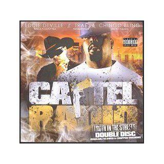 Eddie Deville, Trae & Chingo Bling present Cartel Radio Truth In The Streets [2CD] [Mixtape] Music
