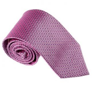 Pink Polka Dots Woven Silk Tie Present Box Set Hot Pink Great Gifts T8011 at  Men�s Clothing store: Neckties