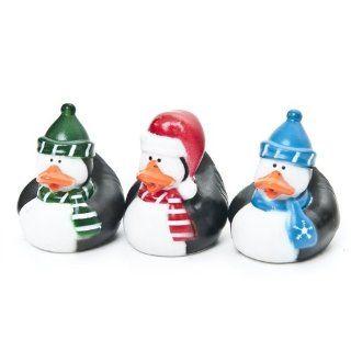 Penguin Rubber Ducky   12 per unit Toys & Games