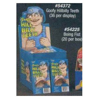Goofy Hillbilly Teeth Accessory: Toys & Games