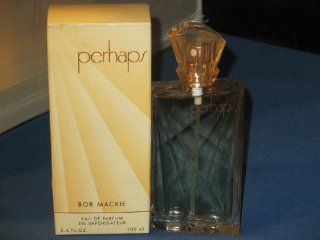 BOB MACKIE *** VINTAGE MACKIE PERHAPS *** EAU DE PARFUM SPRAY ** 3.4 OZ : Beauty