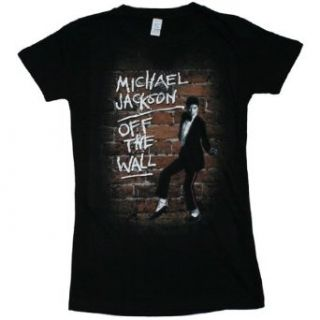 Michael Jackson   Brickhouse Baby Doll T Shirt Size XL: Clothing