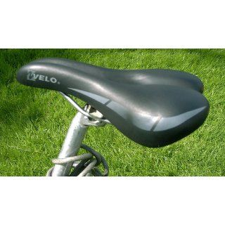 Velo Bio:Logic Bicycle Saddle : Bike Saddles And Seats : Sports & Outdoors