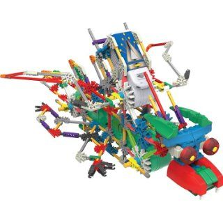 K'NEX Robo Smash Building Set: Toys & Games
