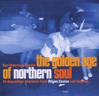 Various Artists   Golden Age Of Northern Soul 50 Dancefloor Stormers   [CD] Music