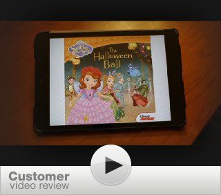 Sofia the First The Halloween Ball: Includes Stickers: Disney Book Group, Lisa Ann Marsoli, Disney Storybook Art Team: 9781423171447: Books