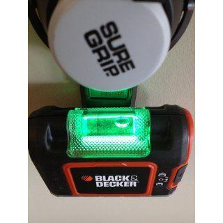 Black & Decker BDL100AV All In One SureGrip Laser Level   Line Lasers