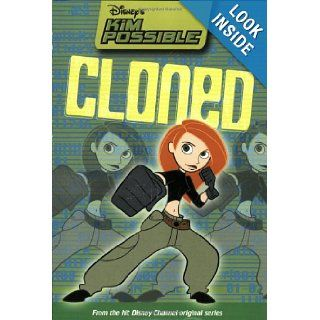 Disney's Kim Possible Cloned   Book #12 (9780786846917) Jacqueline Ching Books