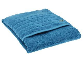 Lacoste Croc Bath Towel Lagoon