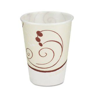 SOLO Cup Company Products   SOLO Cup Company   Symphony Design Trophy Foam Hot/Cold Drink Cups, 10 oz, Beige, 1000 Cups/Carton   Sold As 1 Carton   Thin wall design provides insulation for hot and cold beverages.   Soft, neutral design coordinates with all