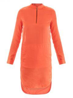 Margaret neon dress  J Brand
