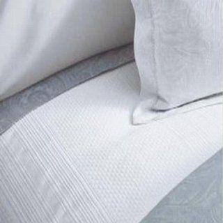 Ralph Lauren Lauren Suite Stripe Matelasse Queen Coverlet   Bedspreads