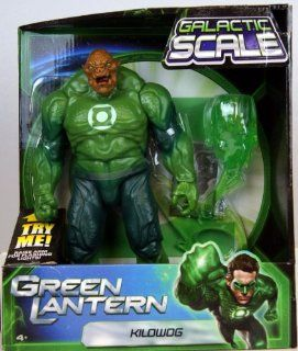 DC   Green Lantern   Galactic Scale   10 inch Action Figure   Kilowog Toys & Games