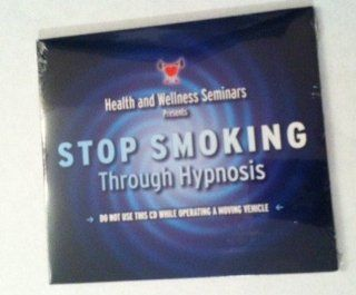 "Health and Wellness Seminars Present ""Stop Smoking Through Hypnosis"": Health & Personal Care"