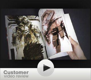 Ashley Wood's Art Of Metal Gear Solid: Ashley Wood: 9781600103629: Books