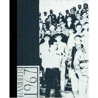 (Reprint) 1967 Yearbook: North Thurston High School, Lacey, Washington: 1967 Yearbook Staff of North Thurston High School: Books