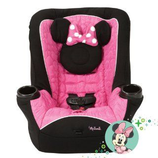 Disney APT Convertible Car Seat, Mouseketeer Minnie  Baby