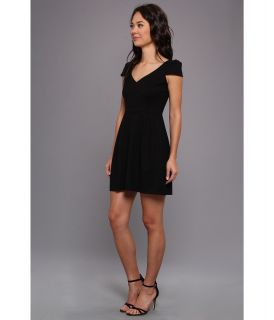 Amanda Uprichard Isabella Dress Black