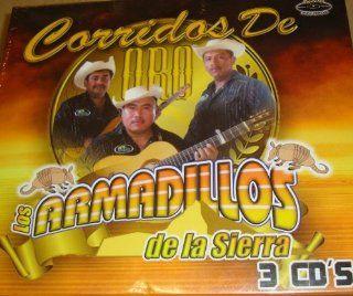 Corridos De Oro: Los Armadillos De La Sierra: Music