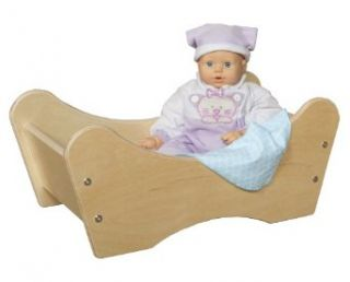 Wood Designs WD11500 Doll Bed: Industrial & Scientific