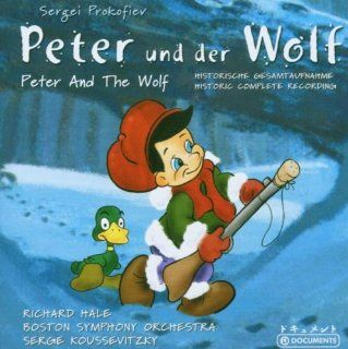 Peter & The Wolf: Music