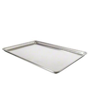 Vollrath N5300 Aluminum Wear Ever Heavy Duty 14 Guage Closed Bead Natural Sheet Pan, Full Size Kitchen & Dining