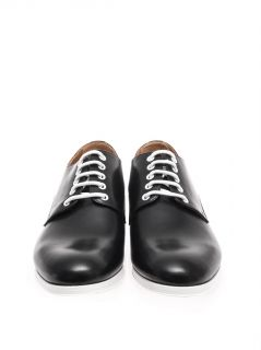 Chorale leather derby shoes  Christian Louboutin  MATCHESFAS