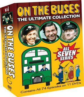 On the Buses: The Ultimate Collection: Reg Varney, Bob Grant, Stephen Lewis, Doris Hare, Anna Karen, Michael Robbins, Howard Ross (II): Movies & TV