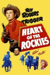 Heart of the Rockies: Roy Rogers: Roy Rogers, Penny Edwards, Gordon Jones, Ralph Morgan:  Instant Video