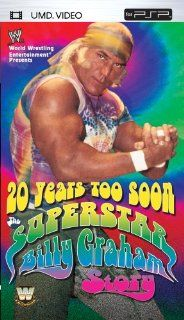 WWE: 20 Years Too Soon   The Superstar Billy Graham Story [UMD for PSP]: Billy Graham: Movies & TV