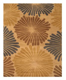 Hand tufted Timber Blue Wool Rug (8'9 x 11'9) EORC 7x9   10x14 Rugs