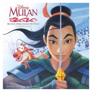 Disney Mulan Version Francaise Music
