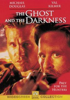 The Ghost and the Darkness: Michael Douglas, Val Kilmer, Tom Wilkinson, John Kani, Bernard Hill, Brian McCardie, Emily Mortimer, Om Puri, Henry Cele, Kurt Egelhof, Satchu Annamalai, Teddy Reddy, Stephen Hopkins, A. Kitman Ho, Gale Anne Hurd, Grant Hill, Pa