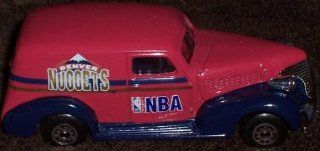 Denver Nuggets 1995 NBA Diecast Chevy Sedan Truck Collectible Limited Edition Car by White Rose Matchbox : Sports Fan Toy Vehicles : Sports & Outdoors
