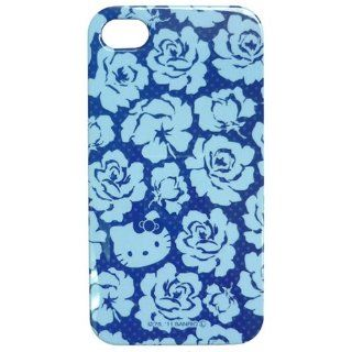 Sanrio Hello Kitty x Pink House Character Jacket for iPhone 4 (Blue): MP3 Players & Accessories