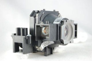 Rangeolamps ELPLP32 replacement projector Lamp With Housing For EPSON EMP 732: Electronics
