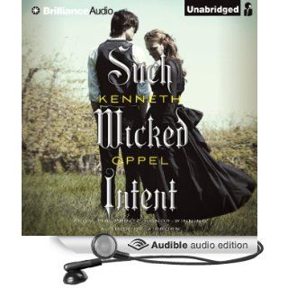 Such Wicked Intent: The Apprenticeship of Victor Frankenstein (Audible Audio Edition): Kenneth Oppel, Luke Daniels: Books