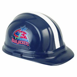 NHL Columbus Blue Jackets Hard Hat  Sports Related Hard Hats  Sports & Outdoors