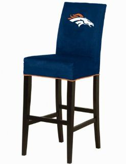 Denver Broncos Counter Chair Memorabilia. : Sports Related Collectibles : Sports & Outdoors